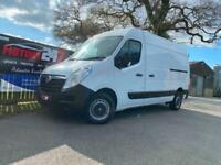 2014 Vauxhall Movano 2.3 CDTI H2 Van 100ps PANEL VAN Diesel Manual