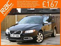 2007 Volvo V70 2.4 D5 Turbo Diesel SE Geartronic 6 Speed Auto Estate Heated Seat