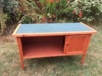 Brand new rabbit hutch unwanted present for sale