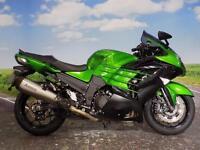 Kawasaki zzr1400 2015