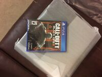 Call of duty Black Ops III:  PS4 game Brand new sealed