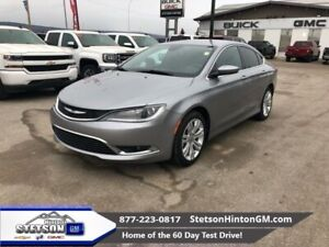 2015 Chrysler 200 Limited  - Leather Seats -  Bluetooth - $84.01