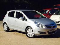 2007 Vauxhall Corsa 1.4i 16v Auto Club 5 Door Silver 36,425 Miles 1 OWNER