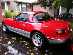 Mazda miata MX-5 IMMACULATE condition