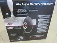 Mercury Black Max Propeller - Brand New!