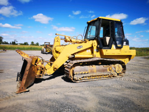 Crawler loader Caterpillar 963 C