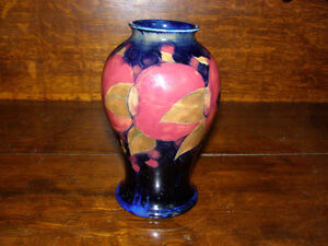 Collection of Moorcroft Pottery - Vases, Bowls, Plates for Sale London Ontario image 1