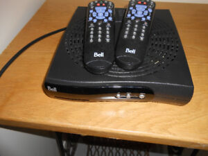 Bell receiver