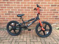 Child's bmx bike new