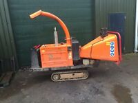 2010 timberwolf tw150 vtr (finance available)