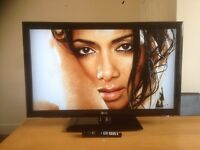 "LG 42"" LCD Smart TV Full 1080p HD with Freeview HD 3 HDMI Sockets Internet iplayer comes with remote"