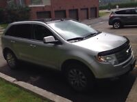 Ford edge limited 2009 -warranty included