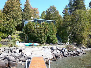 Cottage to rent at Lac Baker