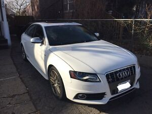 Premium Audi S4 with Sport Differential and B&O sound