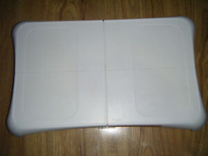 Wii Balance Board and game for sale