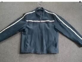 Real leather jacket XL size