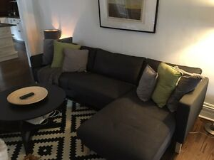 Karstad Sofa w/ chaise
