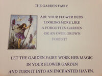 The Garden Fairy - general flower garden care and maintenance