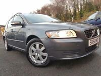 VOLVO V50++MOT MAY 18++FULL COMPLETE HISTORY++NEW CAMBELT FITTED++