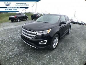 2018 Ford Edge Titanium AWD  - Non-smoker - Certified