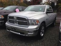2010 Dodge Ram 1500 SLT QUAD CAB, 1 YEAR WARRANTY