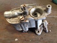 Ford Pop 103e Zenith carb