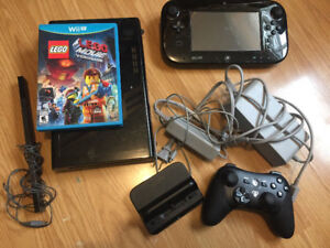 a nintendo wii u w game-sell or trade