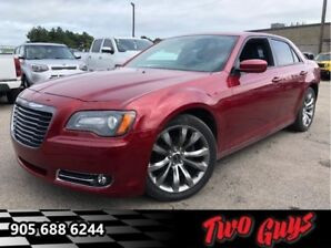 2014 Chrysler 300 S  - Leather Seats -  Bluetooth