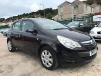 2011 61 Vauxhall/Opel Corsa 1.2i 16v ( 85ps ) ( a/c ) Exclusiv Petrol 5 Speed