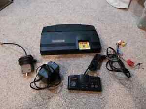 TurboGrafx-16 console. 2 games. One Controller. Softmod avail.
