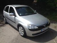 2002 Vauxhall Corsa 1.2 SXi 5Door High Spec, Full MOT, Service History,