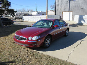 2007 Buick Allure cxl  Only 65,000 Kilometers
