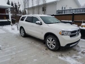 2011 Dodge Durango Low kms Near mint