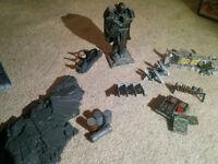Warhammer 40K terrain accessories