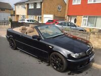 BMW 318 sport convertible
