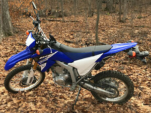 Mint Condition Yamaha WR 250R with only 350KM