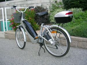 Looking for an Electric Bike