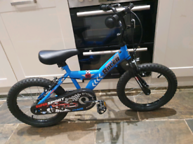 NEW Racer 16 inch Wheel Size Kids Bike