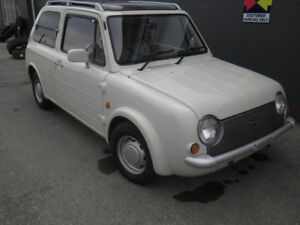 1991 Nissan Other Pao Hatchback