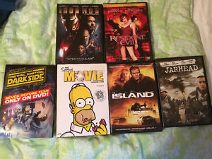 Movies/DVDs for Sale