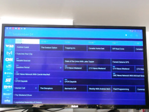 """RCA 39"""" LED TV like new condition"""