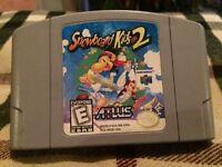 Snowboard Kids 2 - Nintendo 64 - N64 - Used