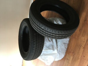 Four all season firestone tires good shape. P185/65R15. 160