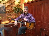 Cours de guitare à Québec (limoilou)