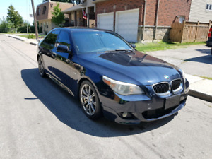 2007 BMW 550I  LOADED M PACKAGE RARE COLOUR COMBO read full add