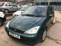 Ford Focus 1.6i 16v CL ESTATE - 2002 02-REG - 2 MONTHS MOT