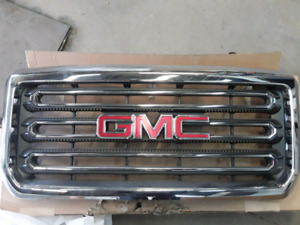 New G.M./Chev truck grilles