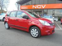 2010 NISSAN NOTE 1.4 Visia