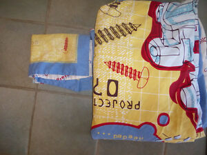 Double duvet cover, pillowcase Kitchener / Waterloo Kitchener Area image 1
