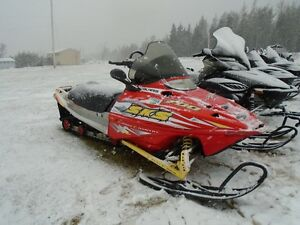 Polaris SKS 700 144 long track *Financing Available*